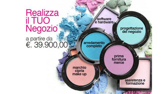 Il tuo negozio di cosmetici made in Italy