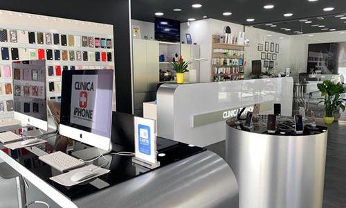 Centri di Riparazione per devices Apple