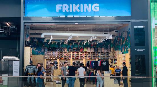 Il tuo negozio di t-shirt ed accessori unici.