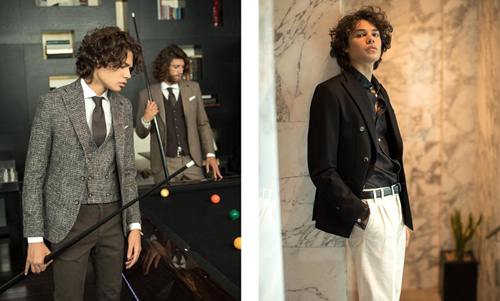 Abbigliamento per l'Uomo Moderno