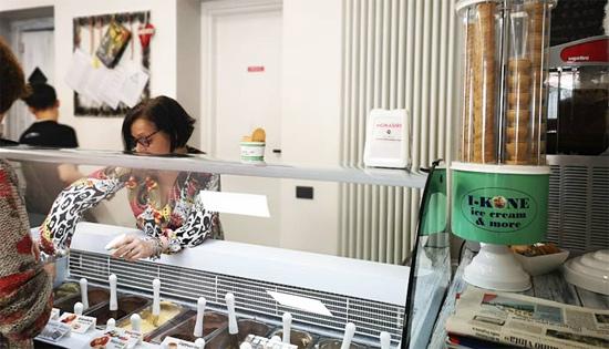 La tua Gelateria / Caffetteria senza royalties