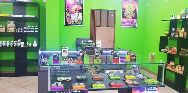 Il franchising di cannabis in conto vendita.