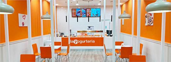 Il Network di Yogurterie Leader in Italia