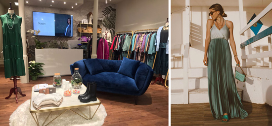Il tuo negozio di abbigliamento total look