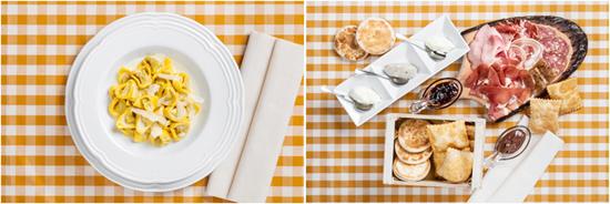 Il tuo ristorante emiliano.. di tortellini