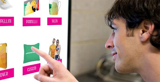 Il franchising di personalizzazione on demand